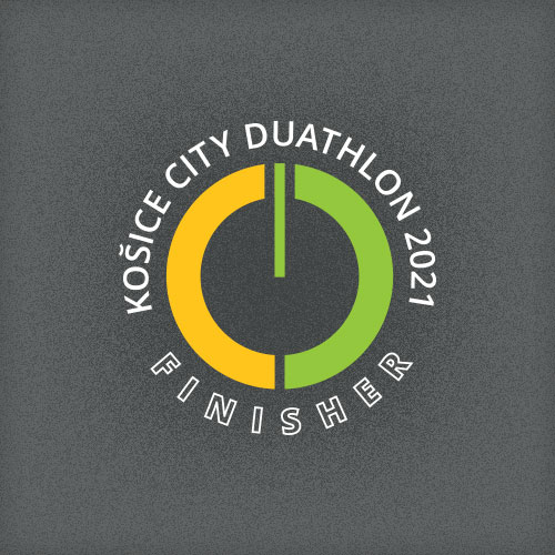 Kosice City Duathlon 2021 - tricka - run24.sk